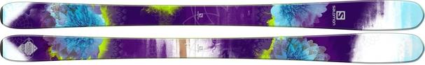 Горные лыжи Salomon Q-83 Myriad (14/15)