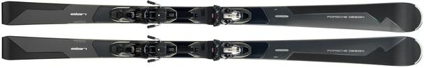 Горные лыжи Elan Amphibio Porsche FusionX + крепления EMX 12 FusionX (19/20)