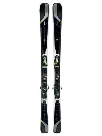 Горные лыжи с креплениями Elan Amphibio Waveflex 82 XTI Fusion + ELX 12 WB 12/13