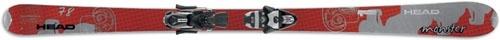 Горные лыжи Head Monster iM 78 SW + крепления LD 12 (08/09)