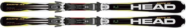 Горные лыжи Head Shape RX PR + PR 11 (14/15)