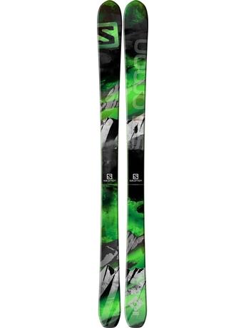Горные лыжи Salomon Q-90 14/15