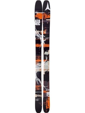 Горные лыжи с креплениями Atomic Alibi + FFG 12 12/13