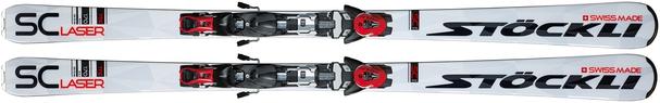 Горные лыжи Stockli Laser SC + крепления MC 12 (18/19)