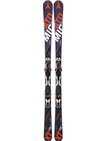 Горные лыжи Atomic Redster XT + крепления XT 10 15/16
