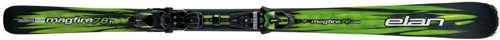 Горные лыжи Elan Magfire 78 TI LIME Fusion + крепления ELX 12 (08/09)