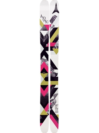 Горные лыжи с креплениями Atomic Millenium + FFG 12 12/13