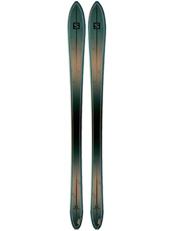 Горные лыжи Salomon BBR 9.0 13/14