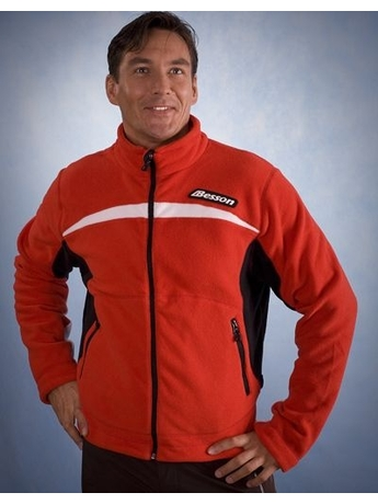 Куртка Besson Gerlos Fleece red
