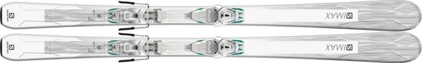 Горные лыжи Salomon S/Max W 4 + крепления Lithium 10 W (18/19)