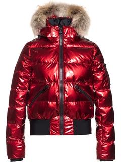 Куртка с мехом Goldbergh Aura