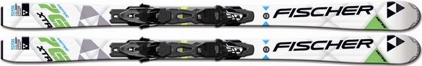 Горные лыжи Fischer XTR Motive 76 + крепления RS 10 (15/16)