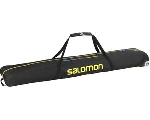 Чехол для лыж на колесах Salomon 2 Pairs 195 Wheely Ski Bag
