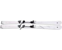 Горные лыжи Fischer Ivory + крепления W10 (16/17)