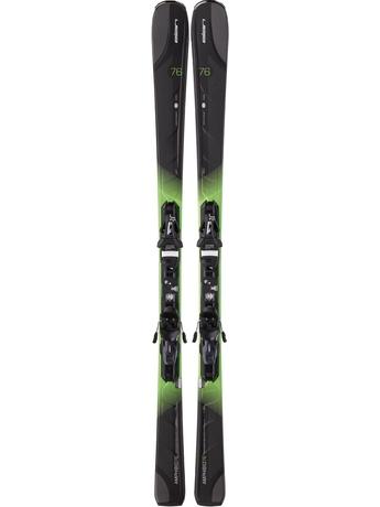 Горные лыжи Elan Amphibio 76 Fusion + крепления EL 10.0 15/16