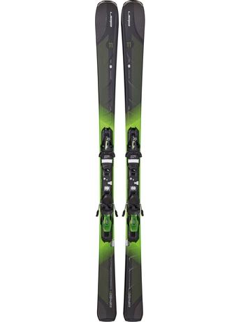 Горные лыжи Elan Amphibio 11 Fusion + крепления EL 10.0 15/16