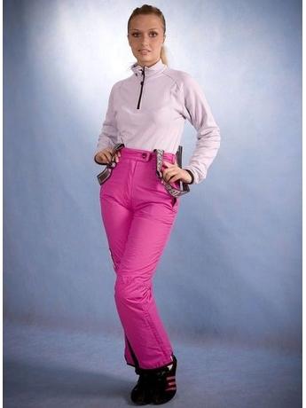 Брюки Besson Plose pink