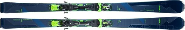 Горные лыжи Elan Amphibio 14 Ti Fusion X + крепления EMX 11.0 GW (20/21)