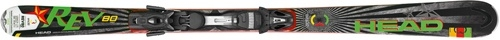 Горные лыжи с креплениями Head REV 80 Pro SW PR Pro + PR 11 (12/13)