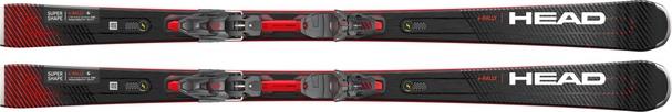 Горные лыжи Head Supershape e-Rally + крепления PRD 12 GW (21/22)