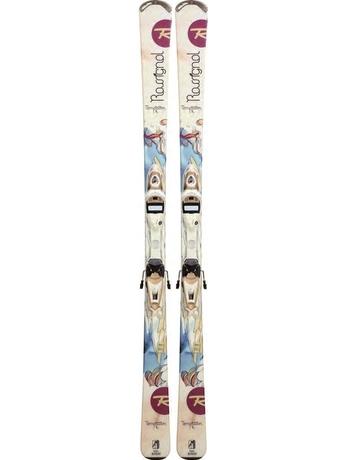 Горные лыжи с креплениями Rossignol Temptation 74 + Saphir 90S TPI2 11/12
