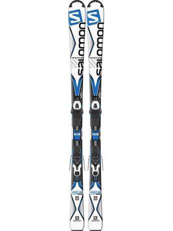 Горные лыжи Salomon X-Drive Focus + крепления Lithium 10 16/17