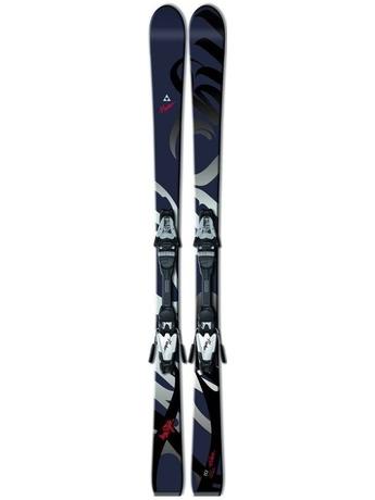 Горные лыжи с креплениями Fischer Exhale My Style + V9 My Style 11/12