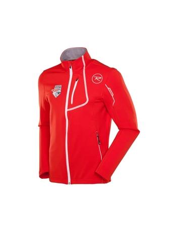 Мужская куртка Rossignol Clim JKT M WC Red