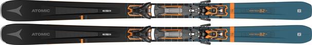 Горные лыжи Atomic Vantage 82 TI + крепления FT 12 GW (20/21)