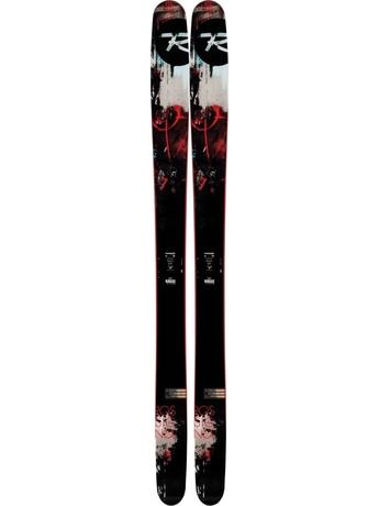 Горные лыжи с креплениями Rossignol S7 + AXL120 XXL Fluo 12/13