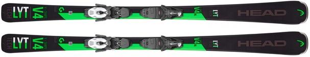 Горные лыжи Head V-Shape V4 XL + крепления PR 11 (19/20)
