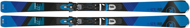 Горные лыжи Rossignol Experience 77 Ca + Xelium 110 (15/16)
