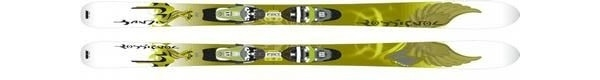 Горные лыжи Rossignol Bandit B94 W + крепления SAPHIR 120 WIDE (07/08)