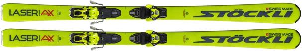 Горные лыжи Stockli Laser AX + крепления XM 13 (19/20)