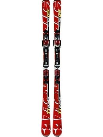 Горные лыжи с креплениями Atomic Race TI GS + NEOX TL 12 11/12