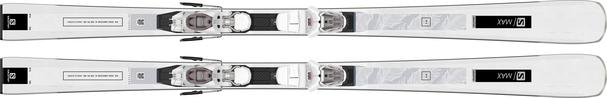 Горные лыжи Salomon S/Max W 6 + крепления M10 GW L80 21/22 (20/21)
