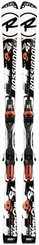 Горные лыжи Rossignol Radical 9SL Slant Nose Ti + Axial2 120S TPI2 13/14
