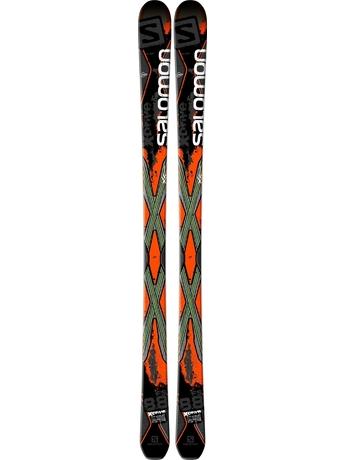 Горные лыжи Salomon X-Drive 8.8 FS 14/15