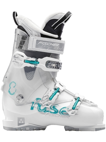 Горнолыжные ботинки Fischer Fuze W 8 Vacuum CF 14/15