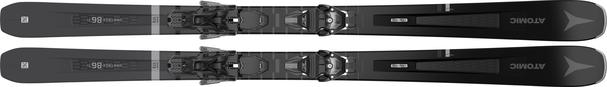 Горные лыжи Atomic Vantage 86 Ti + крепления Warden MNC 13 (20/21)