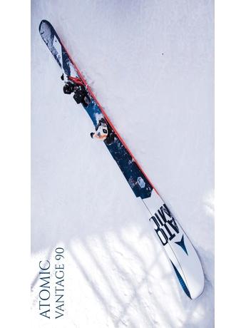 Горные лыжи Atomic Vantage 90 CTI 15/16