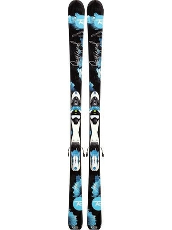 Горные лыжи с креплениями Rossignol Attraxion Light WZIP + ZIP Saphir 100S ZIP2 11/12