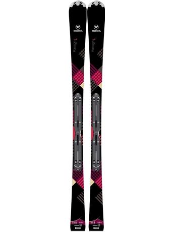 Горные лыжи Rossignol Passion L + Xelium Saphir 100 14/15