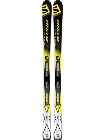 Горные лыжи Salomon X-Pro MG + крепления Lithium 10 15/16