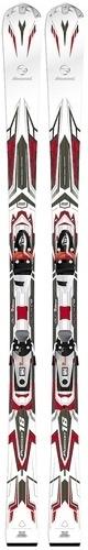 Горные лыжи Rossignol Pursuit 16 Ar/Bslt + Axium 110 L TPI2 13/14