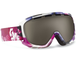Маска Scott Fix Fashionwash Pink / Black Chrome