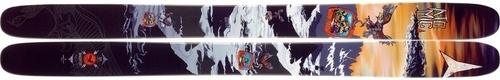 Горные лыжи Atomic Bent Chetler + STH 16 (13/14)