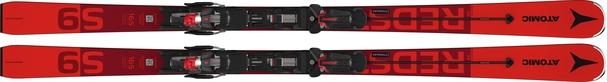 Горные лыжи Atomic Redster S9 + крепления X 12 GW (21/22)