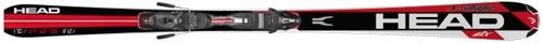 Горные лыжи с креплениями Head X-Shape STX SW PR + PR 11 (11/12)