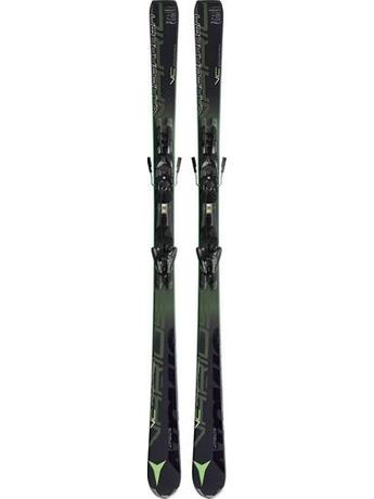 Горные лыжи с креплениями Atomic Vario Carbon + XTO 10R OME 11/12